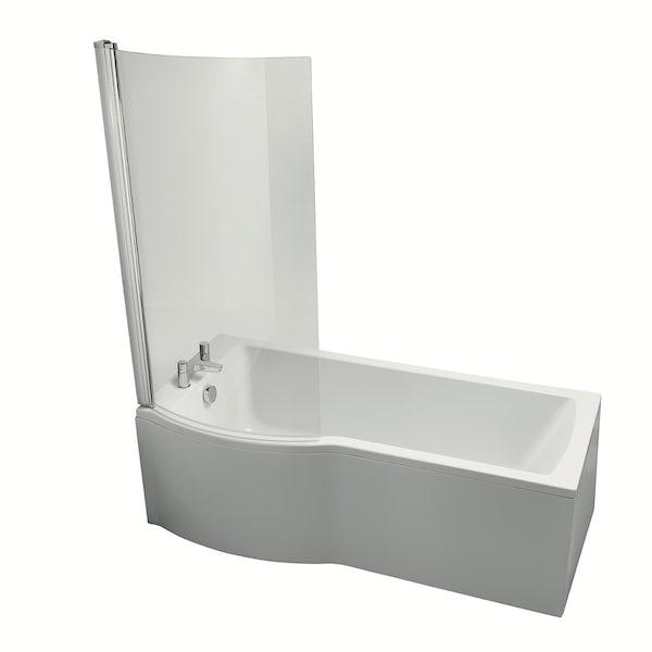 Ideal St Tempo Arc shower bath front panel 1700mm