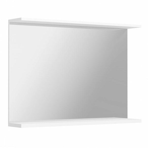 Florence White 1050 Mirror