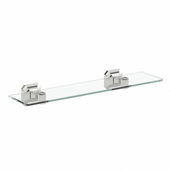 Camberley Glass Shelf