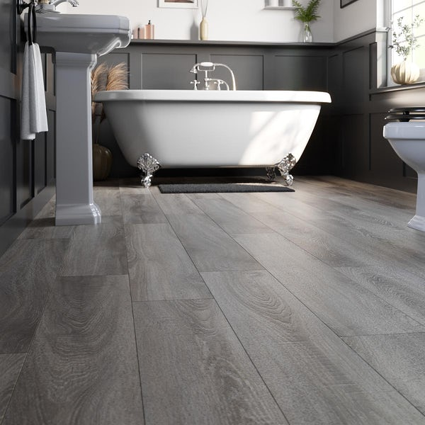 Wheatley ash laminate flooring 8mm