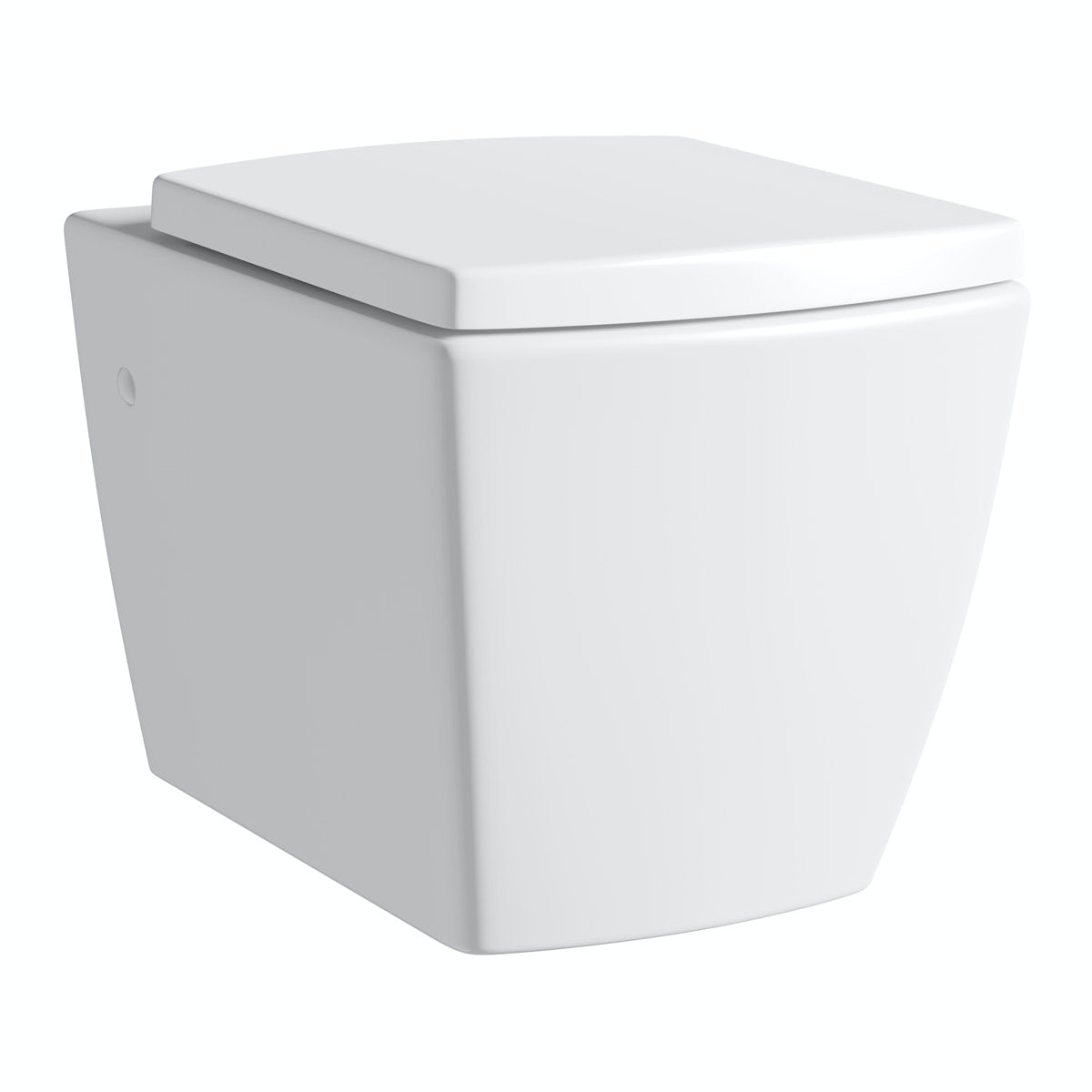 Montreal Wall Hung Toilet inc Luxury Soft Close Seat