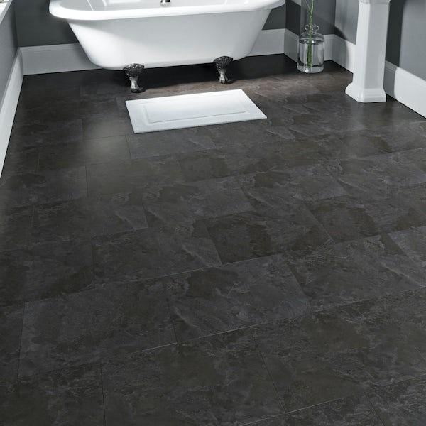 Malmo Rigid click tile embossed & matt 5G Klara flooring 5.5mm