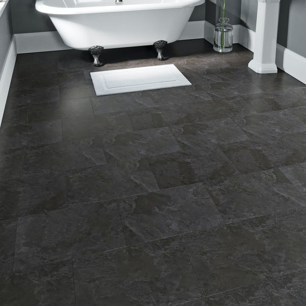 Malmo Rigid click tile embossed & matt 5G Klara flooring 5.5mm