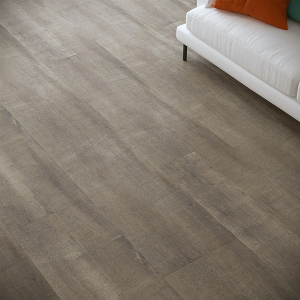 Faus Antique Pure moisture resistant click flooring 8mm