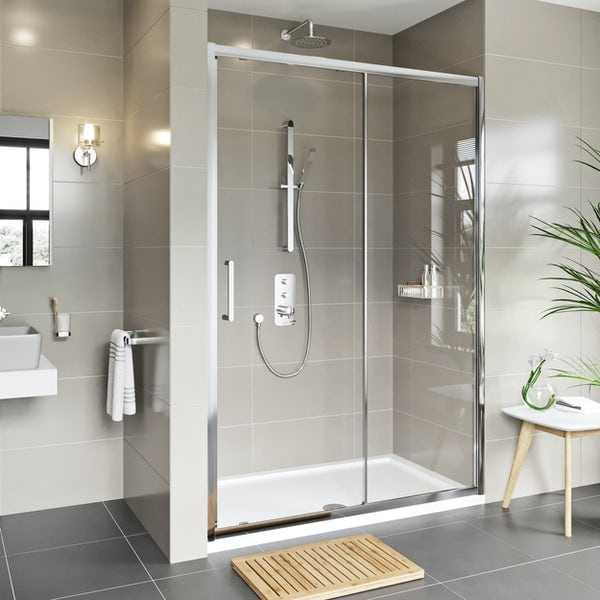 Mode Meier 8mm framed sliding shower door