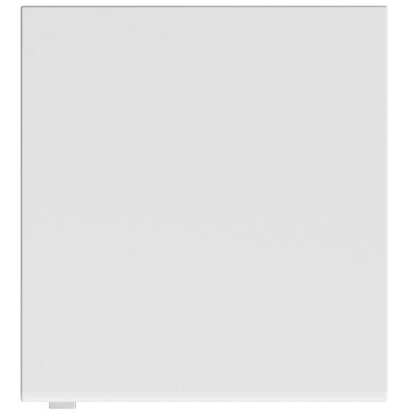 The Bath Co. Hatfield white storage unit 800 x 301mm