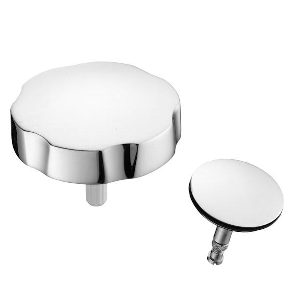 Ideal Standard Concept Air complete right hand Idealform Plus shower bath suite 1700 x 800