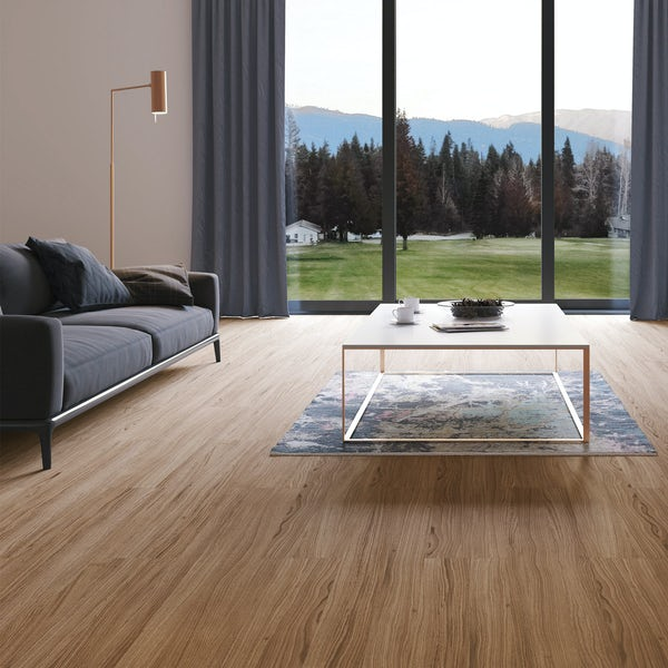 Malmo Rigid click tile embossed & matt 5G Tuva flooring 5.5mm
