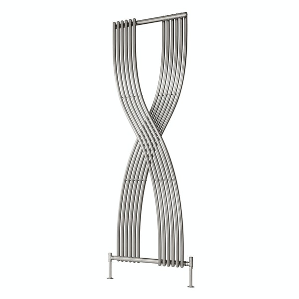 Reina Dimaro chrome steel designer radiator