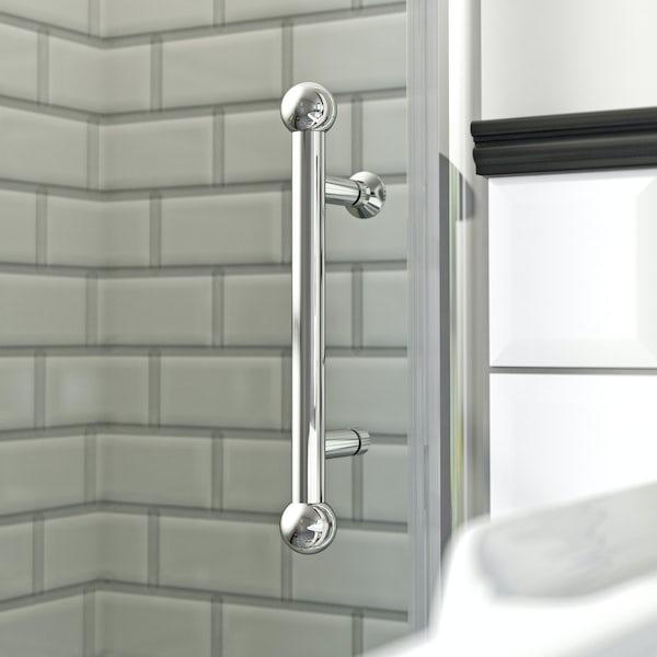 The Bath Co. Winchester complete shower door suite