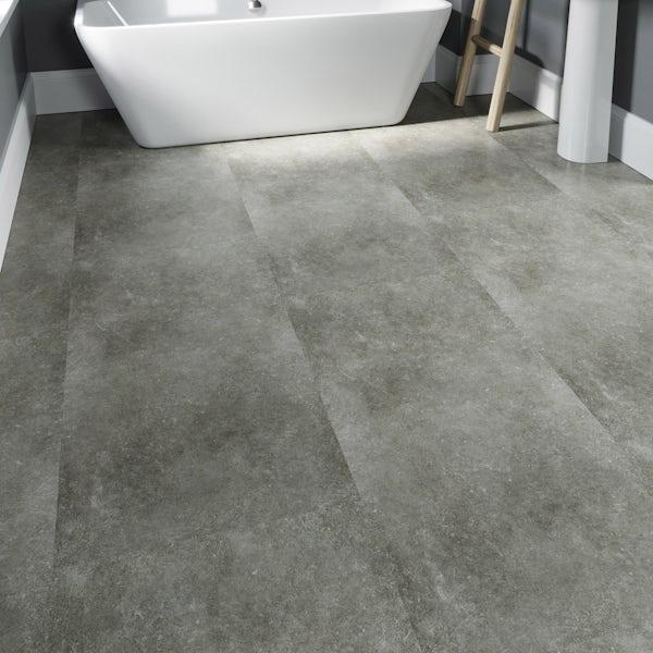 Faus Perlado moisture resistant click flooring 8mm
