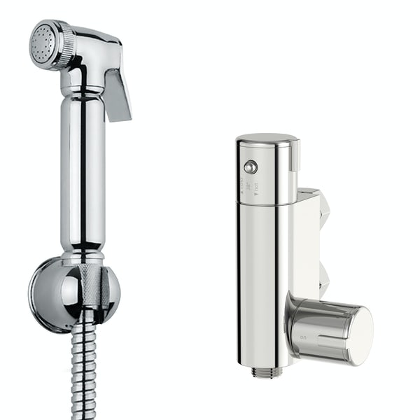 Orchard Douche kit with thermostatic mixer valve