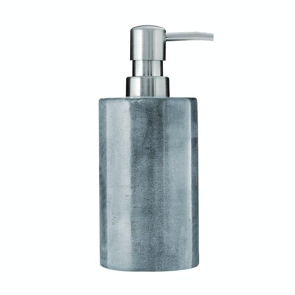 Mode Grey marble soap dispenser