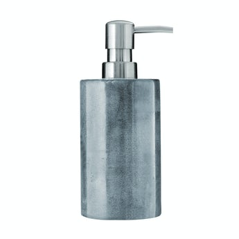 Mode Grey marble soap dispenser