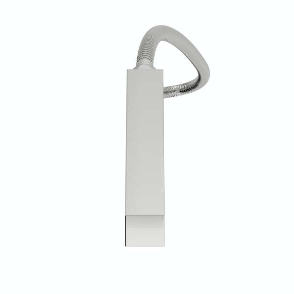Orchard Simple square shower head and hose
