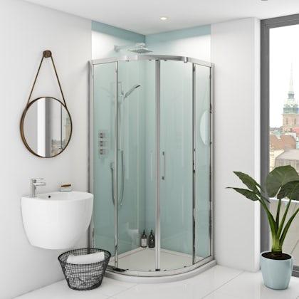 Zenolite Plus Air Acrylic Shower Wall Panel 2440 X 1000