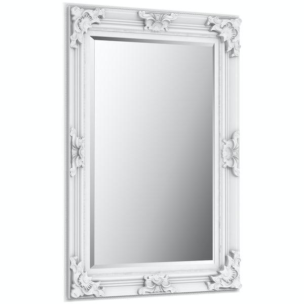 Innova Traditonal white mirror