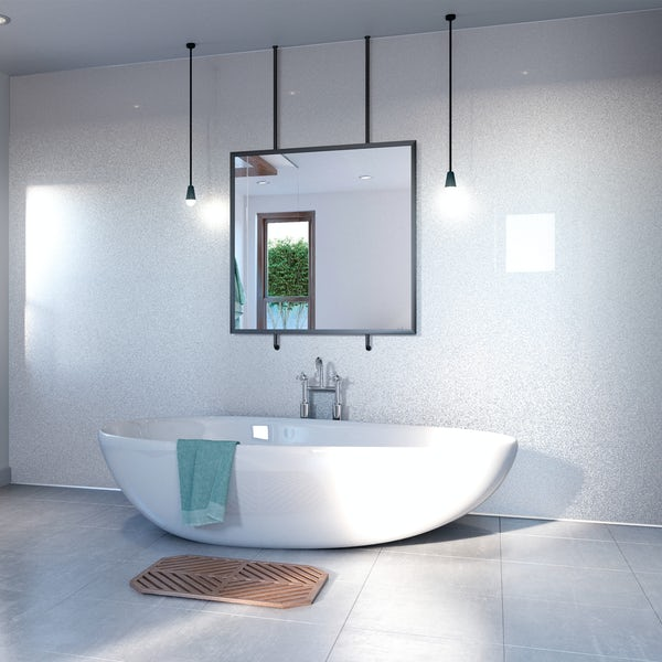 Showerwall Luna waterproof proclick shower wall panel
