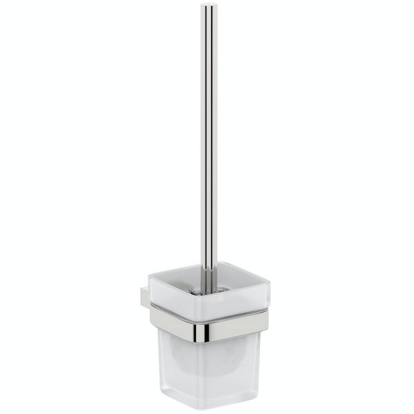 Mode Spencer toilet brush and holder