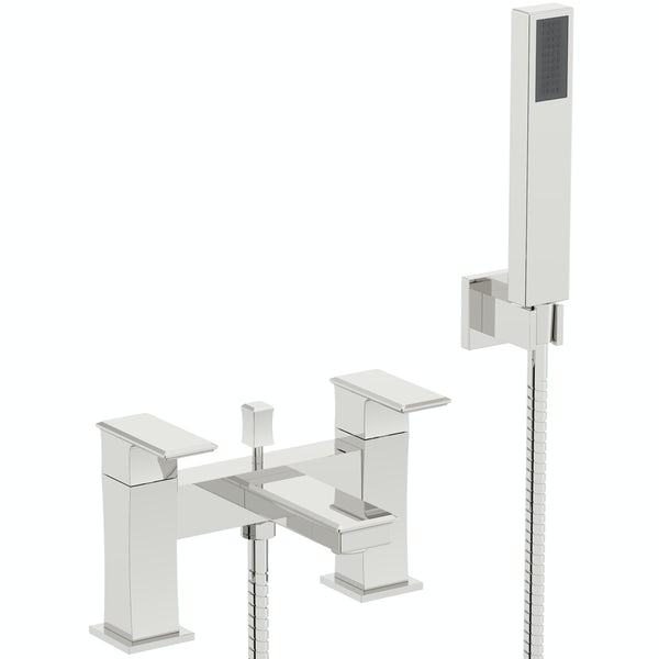Mode Hale bath shower mixer tap