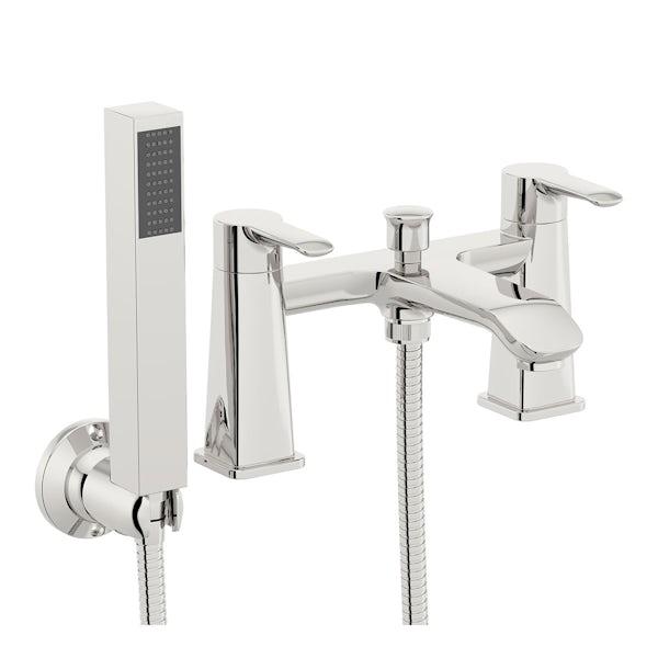 Wave Bath Shower Mixer