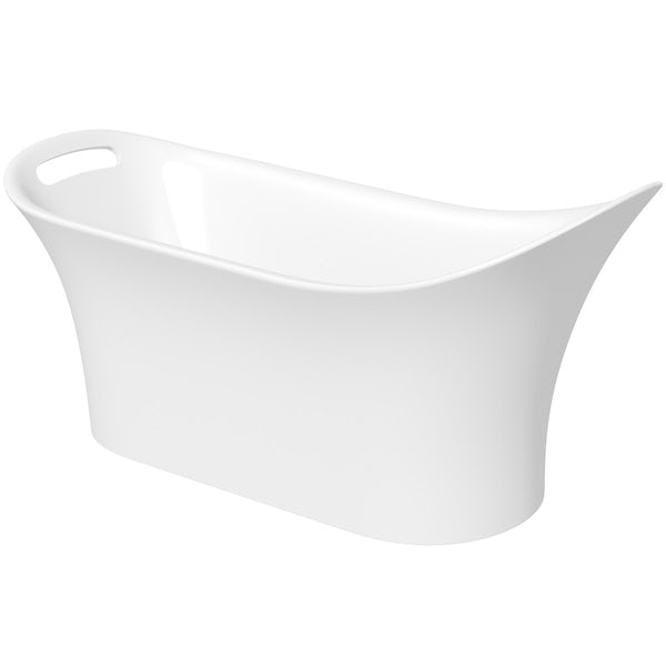 Mode Heath freestanding bath 1600 x 700 offer pack