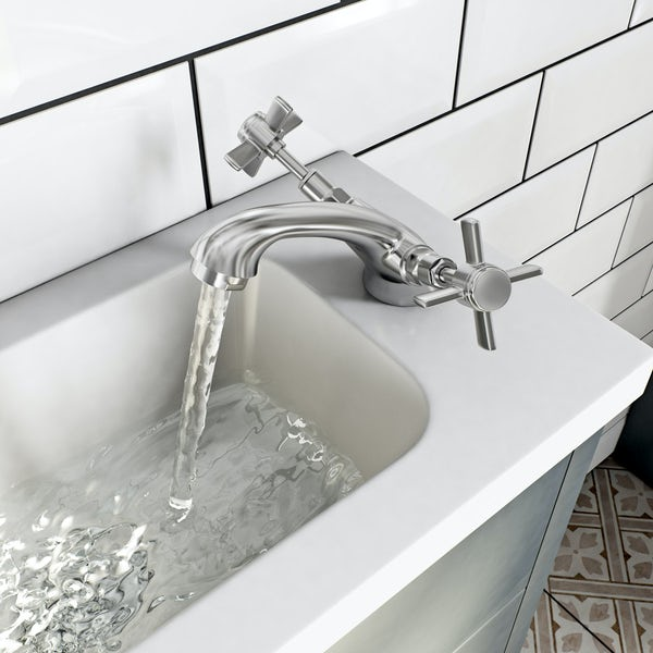 The Bath Co. Dulwich cloarkroom basin mixer tap