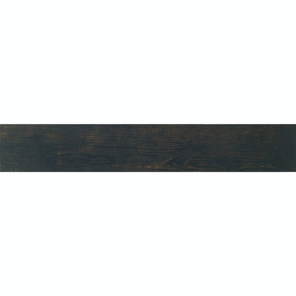Ashdown wenge wood effect matt wall and floor tile 140mm x 840mm