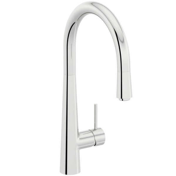 Schon Eilean pull out kitchen tap