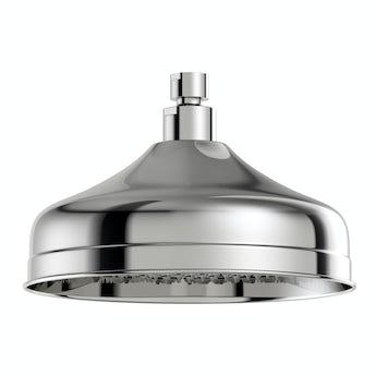 The Bath Co. Camberley shower head 200mm