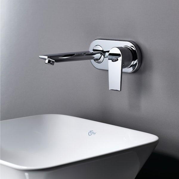 Ideal Standard Tesi wall mounted basin mixer tap