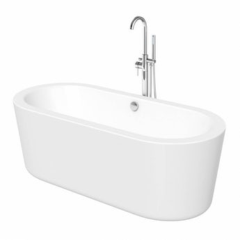 Orchard Wharfe freestanding bath