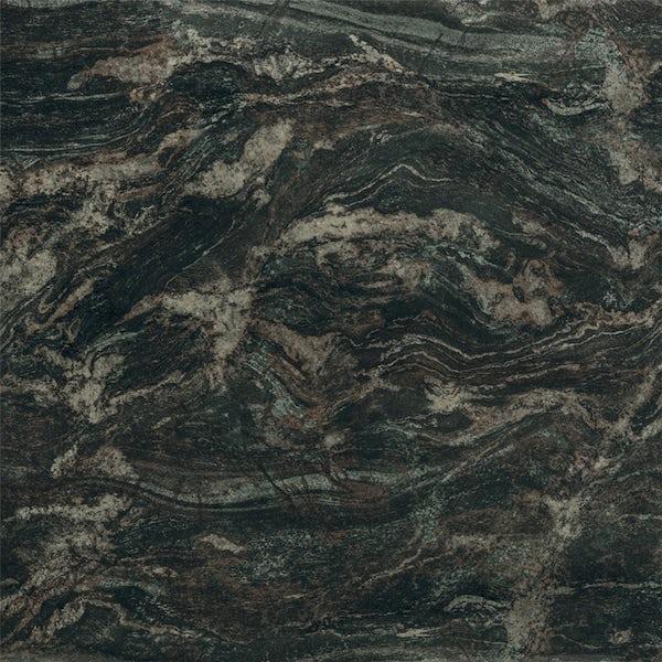 Formica Aria 12mm black storm etchings worktop