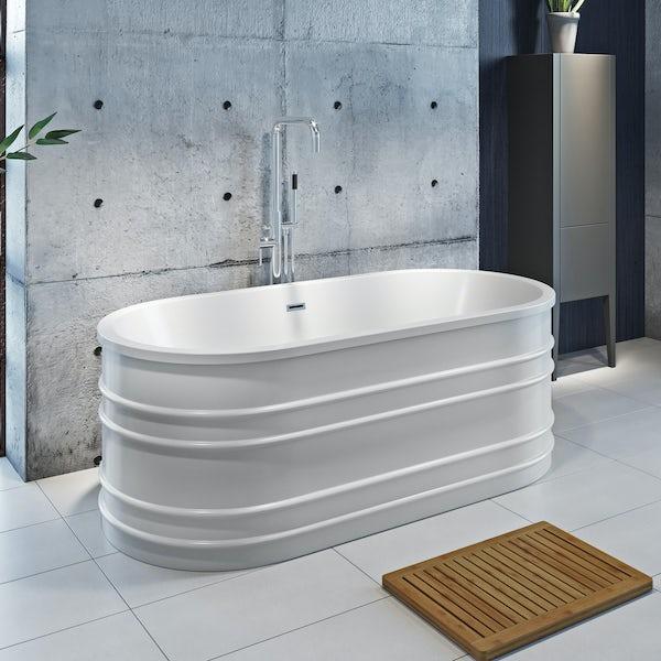 Mode Hale freestanding bath 1675 x 800
