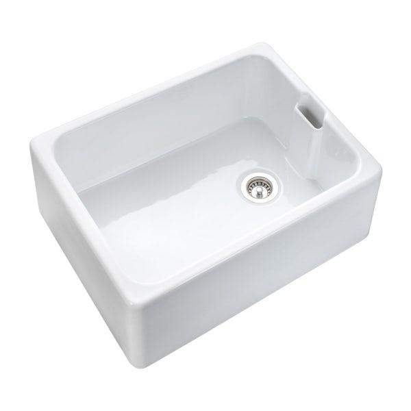 Rangemaster Farmhouse belfast ceramic kitchen sink