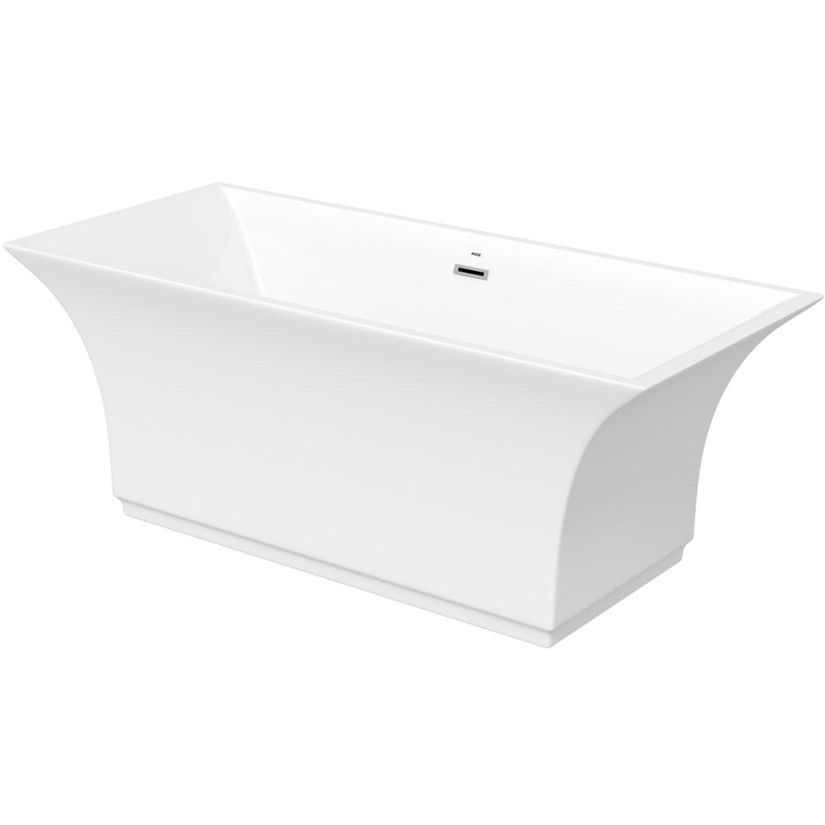 Mode Austin freestanding bath 1700 x 750