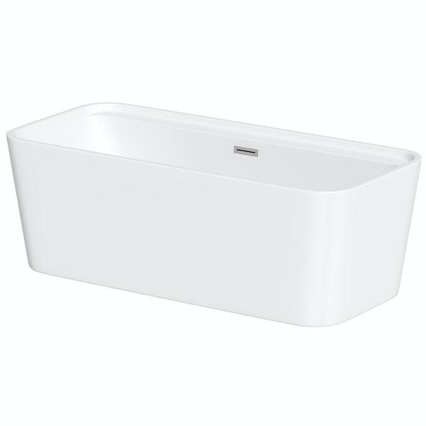 Mode back to wall bath 1700 x 785