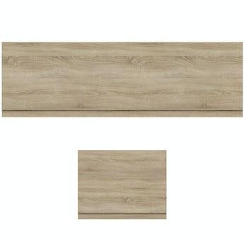 lowest price 06d23 6d8bd Bath panels buying guide | VictoriaPlum.com