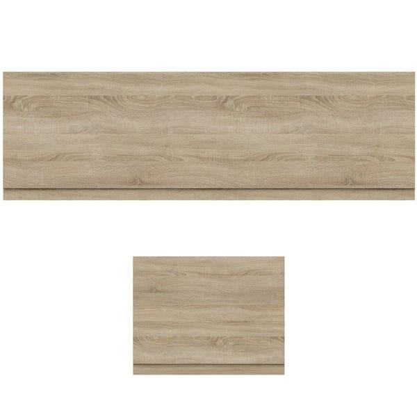 Orchard Wye oak panel pack 1700 x 700