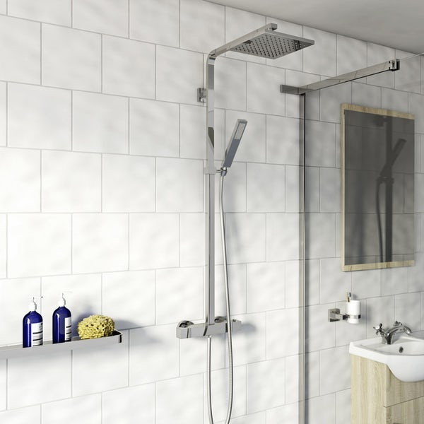 Orchard Wye complete shower enclosure suite