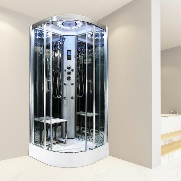 Insignia Platinum quadrant shower cabin