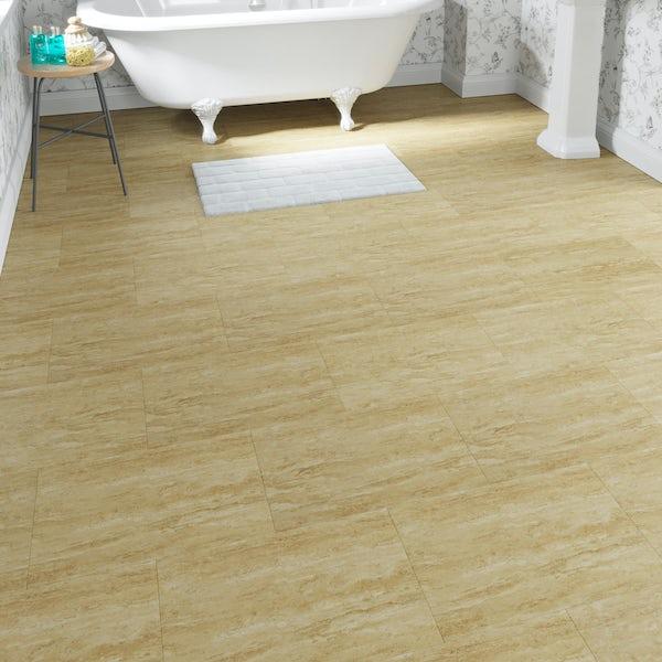 Malmo Rigid click tile embossed & matt 5G Tindra flooring 5.5mm