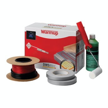 Warmup Loose Wire undertile heating system