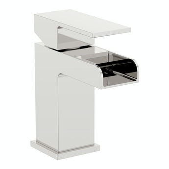 Orchard Derwent waterfall basin mixer tap