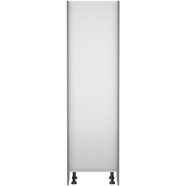 Schön New England light grey shaker 600mm larder unit