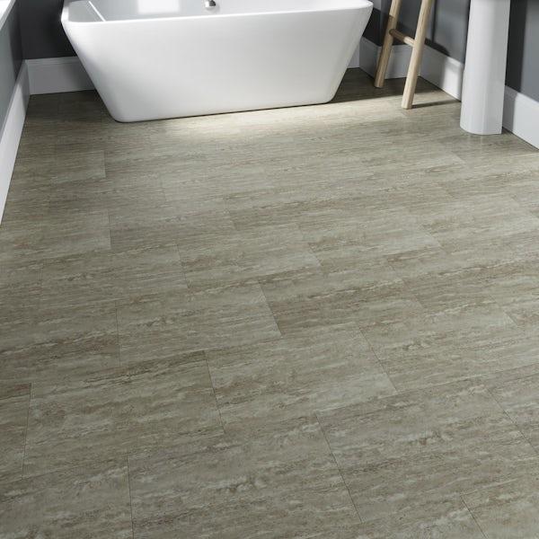 Malmo Rigid click tile embossed & matt 5G Elina flooring 5.5mm