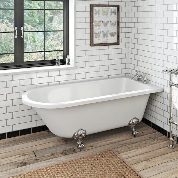 Shakespeare Freestanding Single Ended Bath