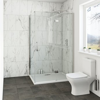 Mode Cooper premium 8mm easy clean shower enclosure