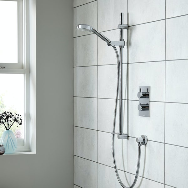 Aqualisa Dream concealed thermostatic mixer shower