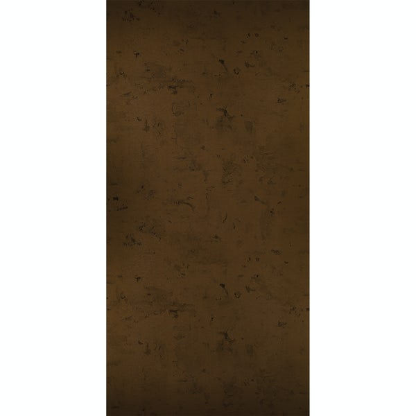 Showerwall Oxidised Copper waterproof proclick shower wall panel